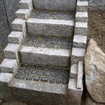 Treppenstufen in Stein